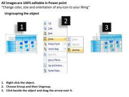 74468999 Style Hierarchy Matrix 1 Piece Powerpoint Presentation Diagram Infographic Slide
