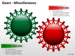 Gears Misc PPT 10