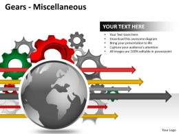 Gears Misc PPT 1