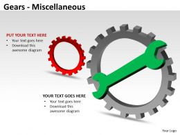 Gears Misc PPT 9