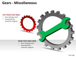 Gears Miscellaneous 75