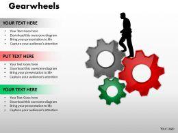 Gearwheels 10