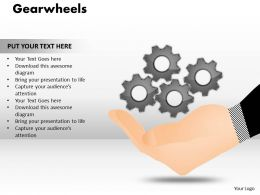 Gearwheels 11