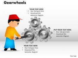 Gearwheels 12