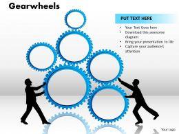 Gearwheels 16