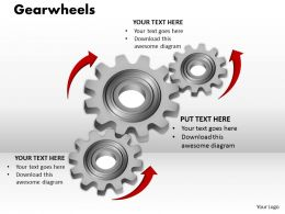 Gearwheels 5