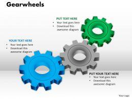 Gearwheels 7