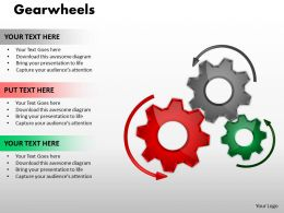 Gearwheels 9