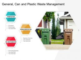 General Can And Plastic Waste Management