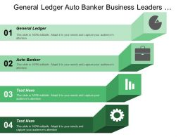 General Ledger Auto Banker Business Leaders Spear Phishing