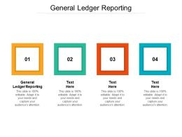 General Ledger Reporting Ppt Powerpoint Presentation Summary Example File Cpb