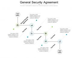 General Security Agreement Ppt Powerpoint Presentation File Styles Cpb