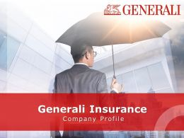 Generali Insurance Company Profile Overview Financials And Statistics From 2014-2018