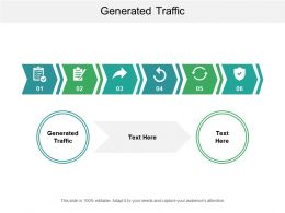 Generated Traffic Ppt Powerpoint Presentation File Templates Cpb