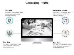 generating_profits_ppt_powerpoint_presentation_outline_slide_download_cpb_Slide01