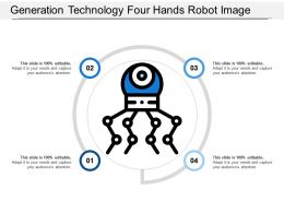 Generation Technology Four Hands Robot Image