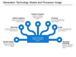Generation Technology Nodes And Processor Image