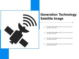 Generation Technology Satellite Image
