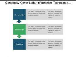 Generosity Cover Letter Information Technology Executives Corrupt Politics Cpb