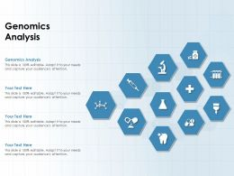 Genomics Analysis Ppt Powerpoint Presentation Outline Picture