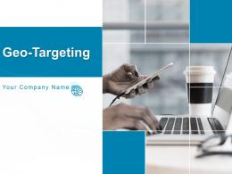 Geo Targeting Powerpoint Presentation Slides