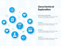 Geochemical Exploration Ppt Powerpoint Presentation Pictures Visuals
