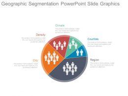 Geographic Segmentation Powerpoint Slide Graphics