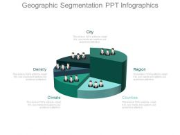 Geographic Segmentation Ppt Infographics