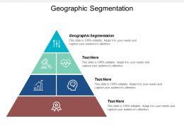 Geographic Segmentation Ppt Powerpoint Presentation Gallery Inspiration Cpb