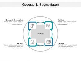 Geographic Segmentation Ppt Powerpoint Presentation Template Cpb