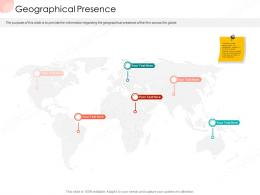 Geographical Presence Business Procedure Manual Ppt File Ideas