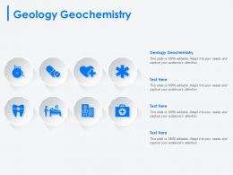 Geology Geochemistry Ppt Powerpoint Presentation Icon Slide Download