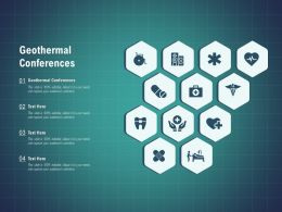 Geothermal Conferences Ppt Powerpoint Presentation Background Designs