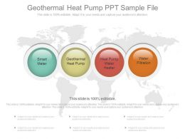 Geothermal Heat Pump Ppt Sample File