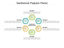 Geothermal Payback Period Ppt Powerpoint Presentation Infographics Pictures Cpb