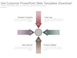 Get Customer Powerpoint Slide Templates Download