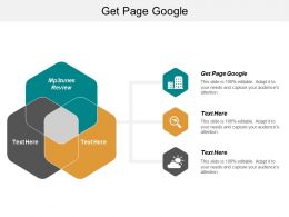Get Page Google Ppt Powerpoint Presentation Infographics Graphics Cpb