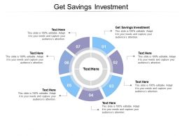 Get Savings Investment Ppt Powerpoint Presentation Show Ideas Cpb