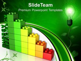 Giant Building Blocks Powerpoint Templates Lego Business Ppt Layouts