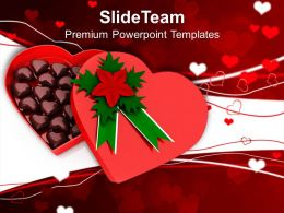Gift Full Of Choclates Occassion PowerPoint Templates PPT Themes And Graphics 0213