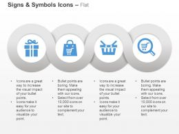 gift_shopping_cart_basket_magnifier_ppt_icons_graphics_Slide01