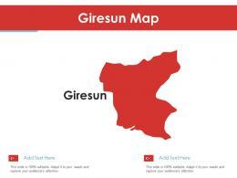 Giresun Powerpoint Presentation PPT Template