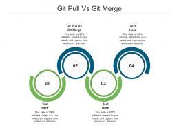 Git Pull Vs Git Merge Ppt Powerpoint Presentation Inspiration Cpb