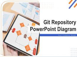 Git Repository Powerpoint Diagram Powerpoint Presentation Slides