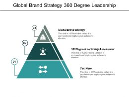 Global Brand Strategy 360 Degree Leadership Assessment Manage Conflict Cpb