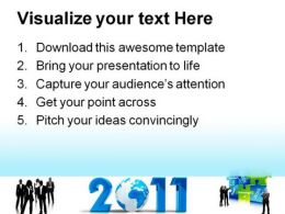 Global Business 2011 Business PowerPoint Backgrounds And Templates 1210  Presentation Themes and Graphics Slide03