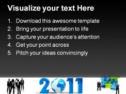 Global Business 2011 Business PowerPoint Backgrounds And Templates 1210  Presentation Themes and Graphics Slide02