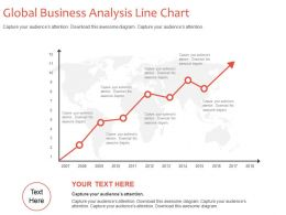 global_business_analysis_line_chart_powerpoint_slides_Slide01