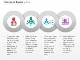 Global Business Multiple Opportunity Network Analytics Ppt Icons Graphics