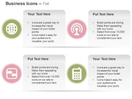 Global Business Opportunities Network Connection Ppt Icons Graphics